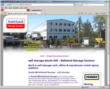 self storage Safeland Storage Centers